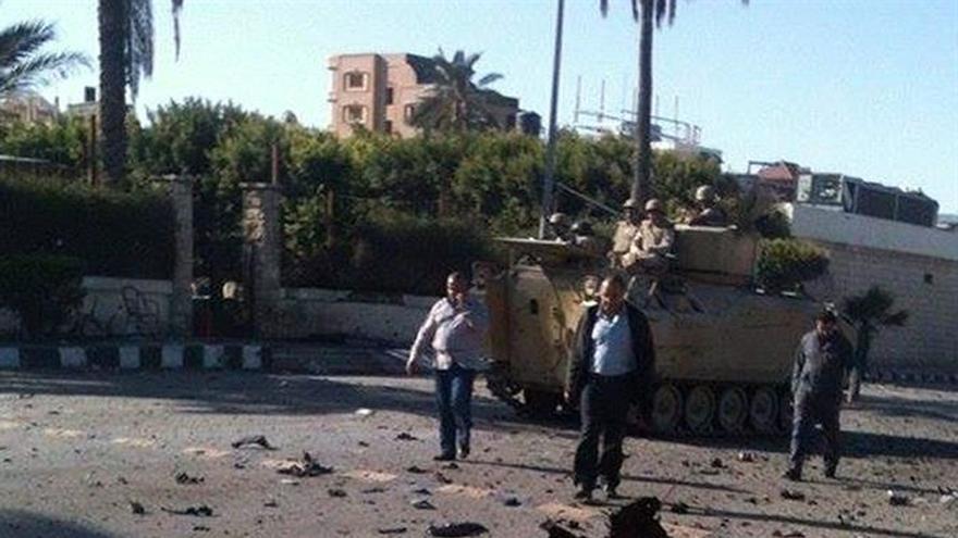 """El ejército egipcio mata a un supuesto """"terrorista"""" en la península del Sinaí"""