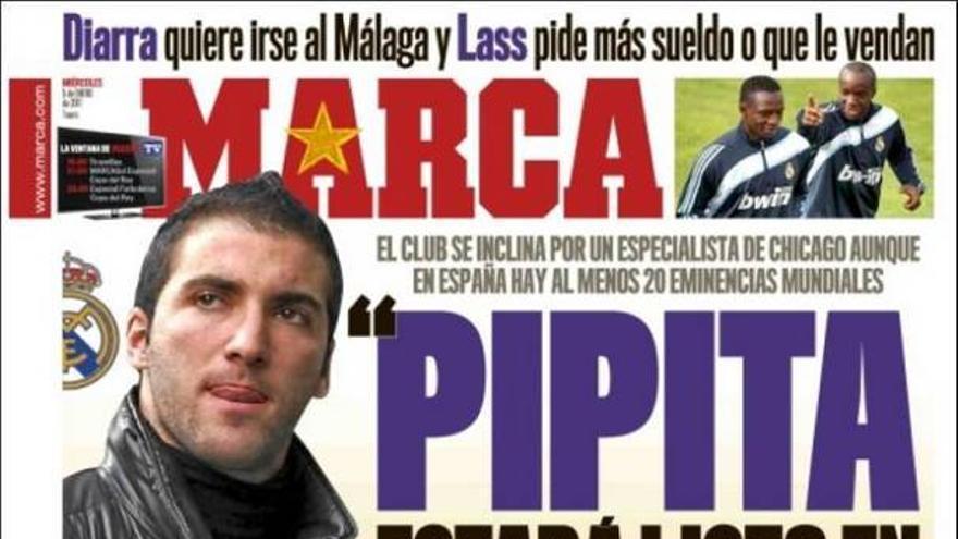 De las portadas del día (05/01/2011) #13