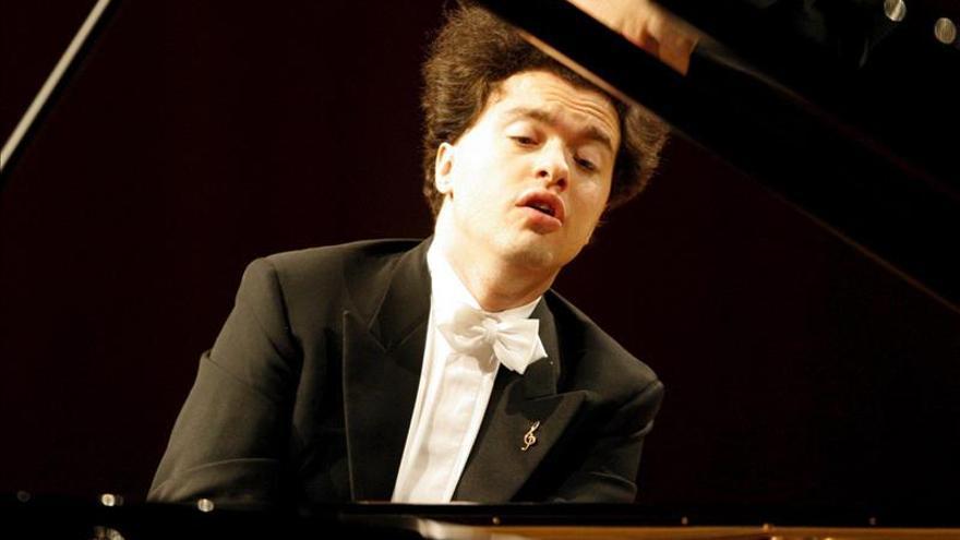 El pianista Evgeny Kissin actúa en el Auditorio en el ciclo Ibermúsica