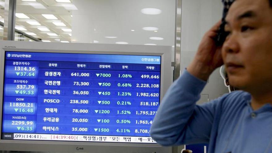 El Kospi sube un 0,57 por ciento en la apertura