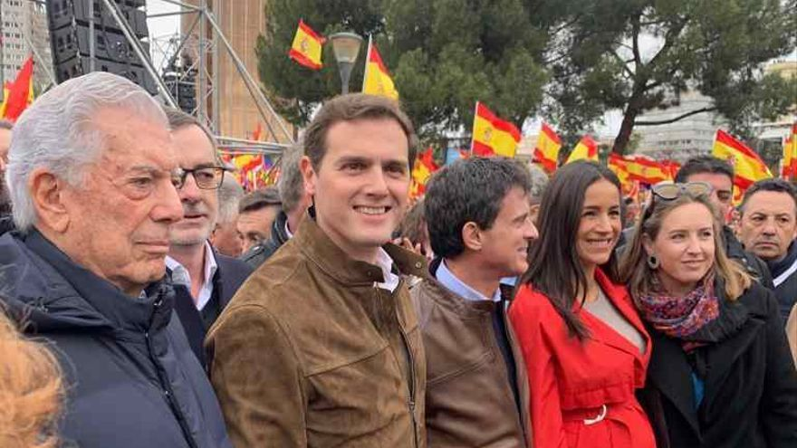 """Melisa Rodríguez (Cs) ve """"agotada"""" la legislatura de Sánchez y le pide que convoque elecciones"""