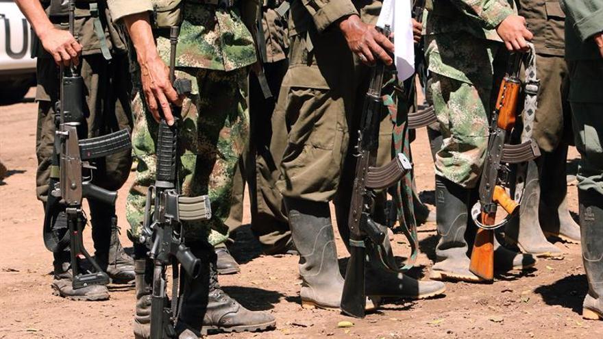 La Justicia para la paz en Colombia se aplicará a las ejecuciones extrajudiciales