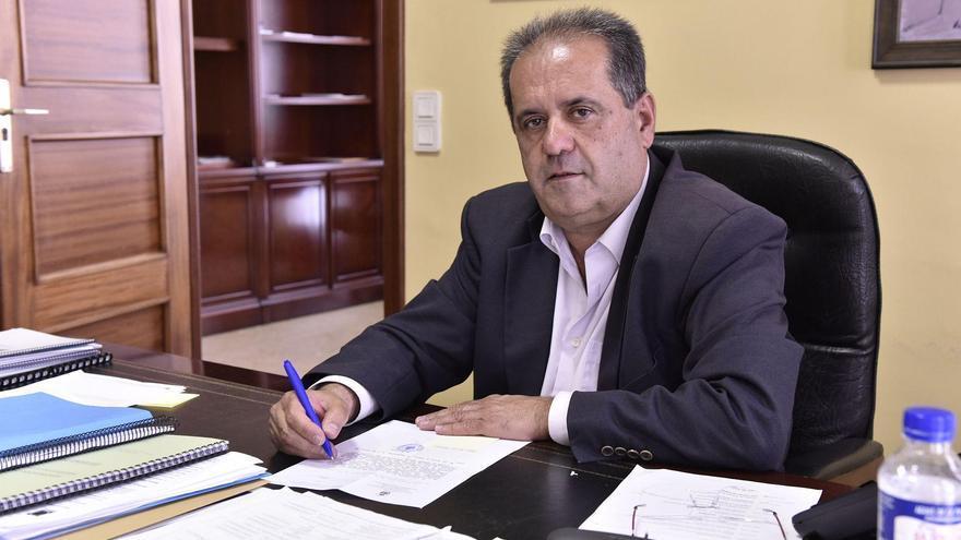José Luis Perestelo, vicepresidente del Cabildo de La Palma y consejero de Aguas.