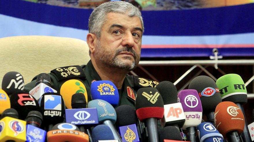 """Un jefe militar iraní advierte de que si Israel ataca su país, """"no quedará nada de Israel"""""""
