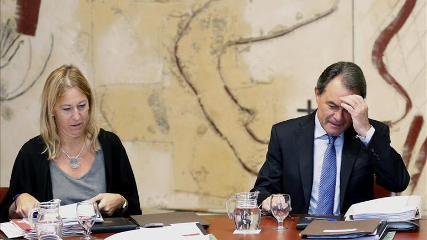 """El Govern evita comentar la lista unitaria para no """"obstaculizar"""" las negociaciones"""