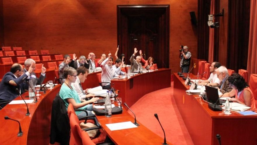 Sessió de conclusions de la Comissió Pujol