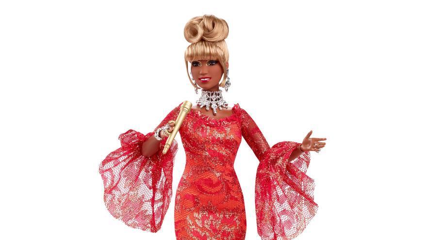 El anuncio de una Barbie de Celia Cruz levanta enorme expectación