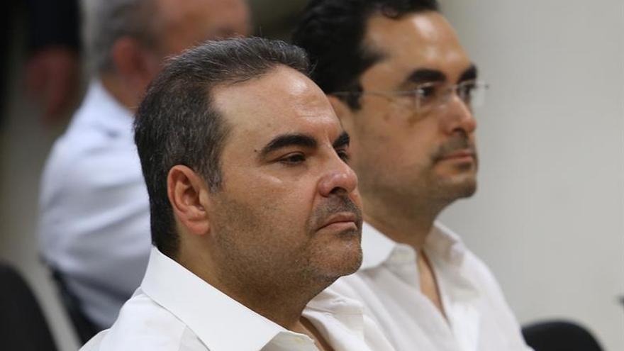 El expresidente salvadoreño Saca es acusado ante un tribunal tribunal por un desvío millonario