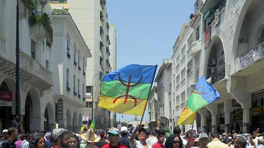 Penas de hasta 20 años de cárcel contra nueve activistas rifeños en Marruecos