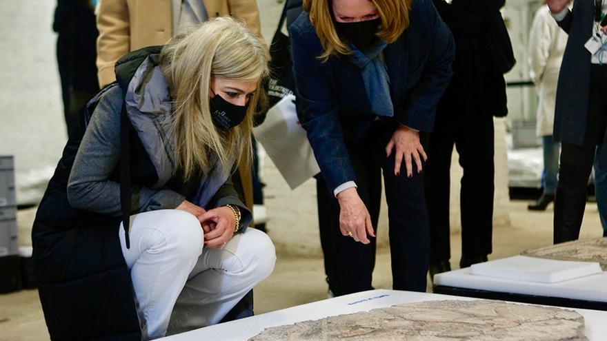 Sarcófagos infantiles o un mosaico perdido: la mudanza del Museo Arqueológico de Sevilla recupera tesoros ocultos