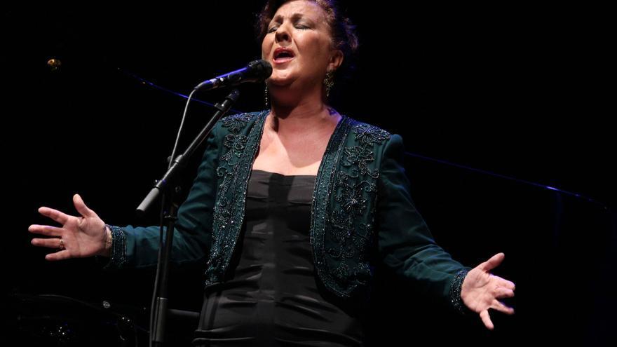 Carmen Linares, artista del flamenco