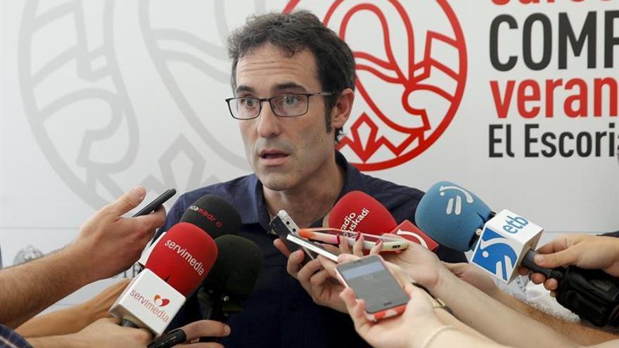 EH Bildu pide al Gobierno Vasco un plan para la retirada completa de las FSE de Euskadi