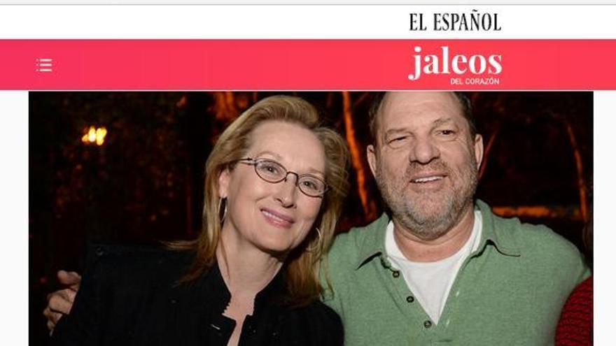 Captura de la revista Jaleos del corazón