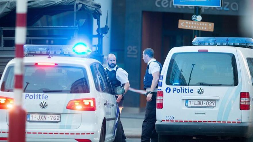 La explosión se produjo después de que efectuaran disparos contra un individuo