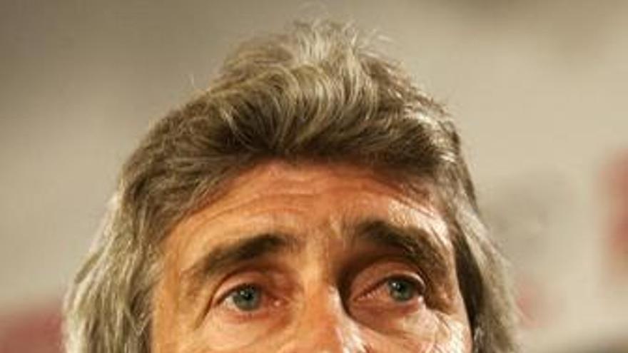 El nuevo entrenador del Real Madrid, Manuel Pellegrini