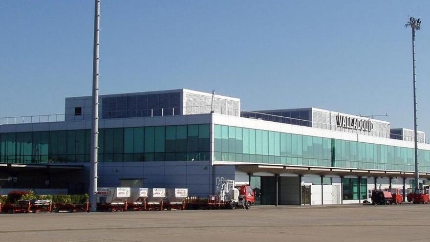 Aeropuerto de Valladolid / Foto: AENA