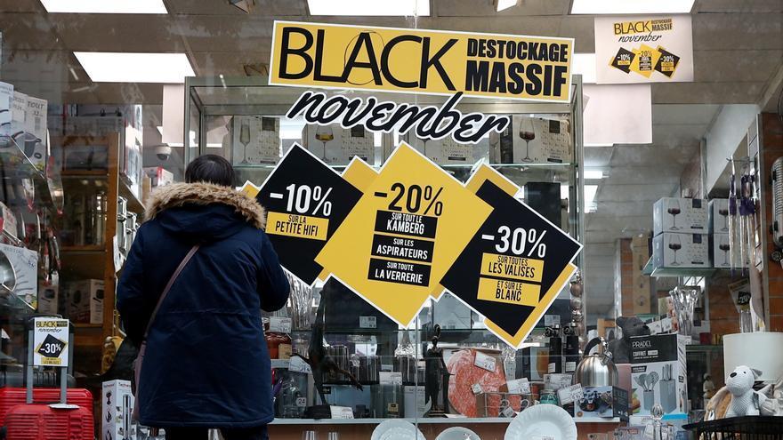 """Amazon y Carrefour retrasan una semana el """"Black Friday"""" en Francia"""