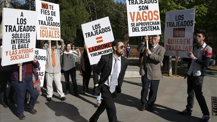 """Los gitanos se rebelan contra """"estereotipos absurdos"""" en su Día Internacional"""