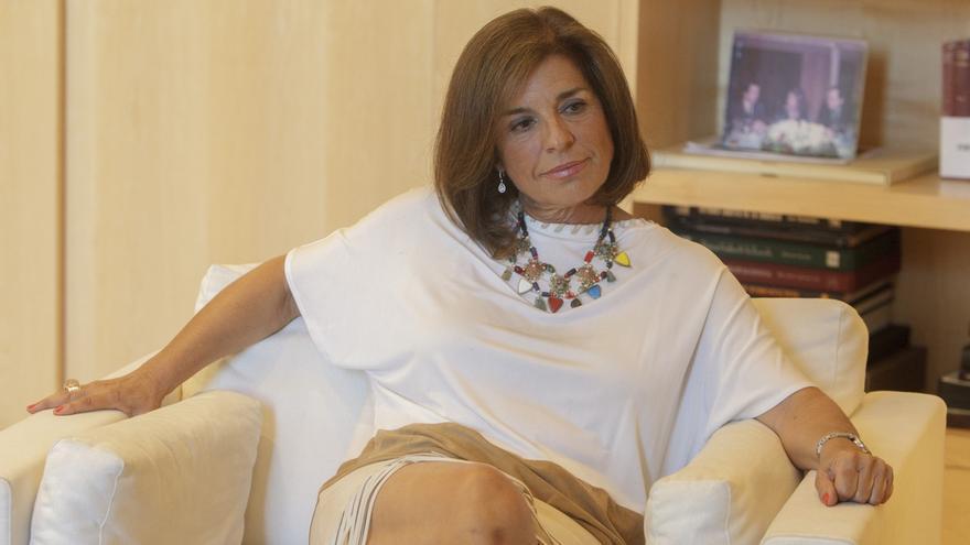 La alcaldesa de Madrid, Ana Botella. / Europa Press