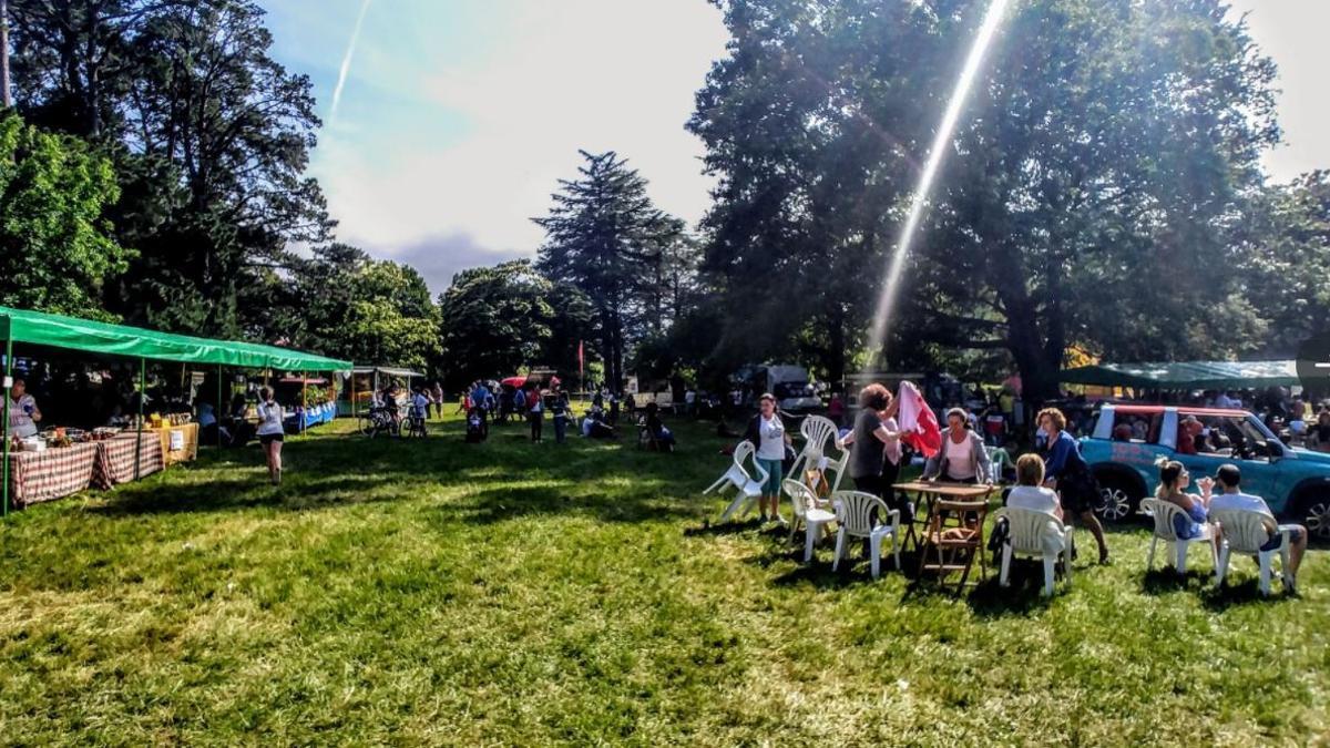 Festival Wild Market en su edición 2019
