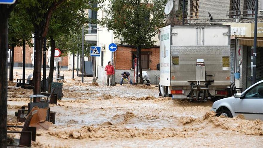 Eurodiputados reclaman que se destinen fondos UE a España tras la gota fría