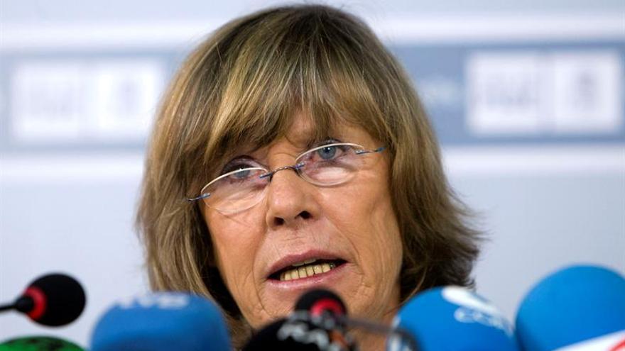 La viuda de Enrique Casas pide a Pablo Iglesias más rotundidad frente a ETA