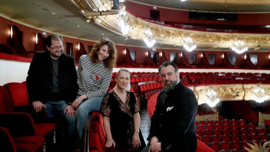 """Carlos Álvarez y Diana Damrau protagonizan un """"Hamlet"""" con acento feminista"""