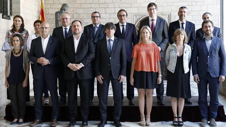 "Lluís Puig asume el cargo de conseller de Cultura, que ve como ""motor de libertad"""