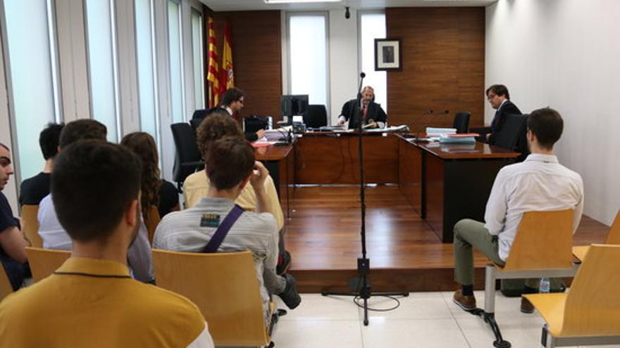 El juicio se ha celebrado en el juzgado de los social 31 de Barcelona
