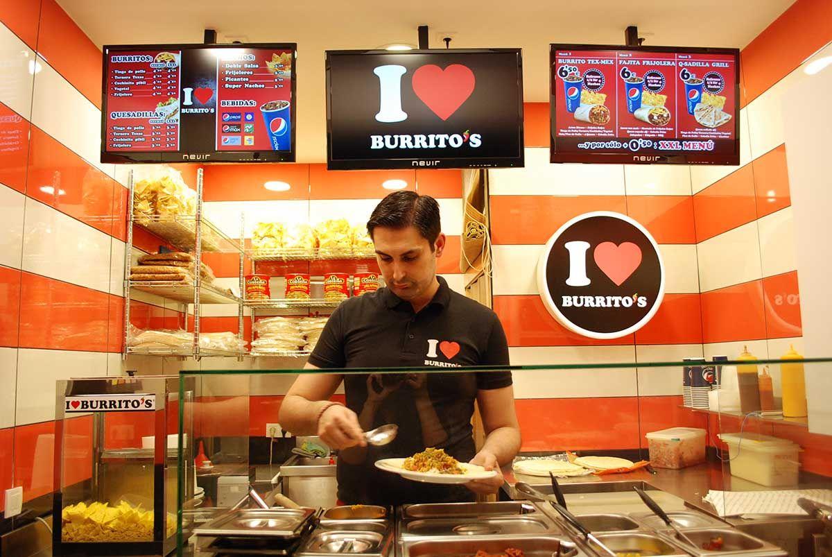 Local_I love Burrito's_Malasaña a mordiscos