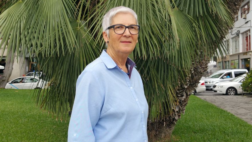 Pilar Hernández es presidenta de la Asociación de Amas de Casa, Consumidores y Usuarios. Foto: LUZ RODRÍGUEZ.