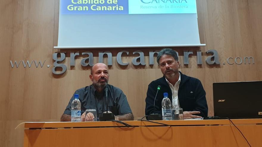 Acto de presentación de la XXV edición de las Jornadas Forestales de Gran Canaria.