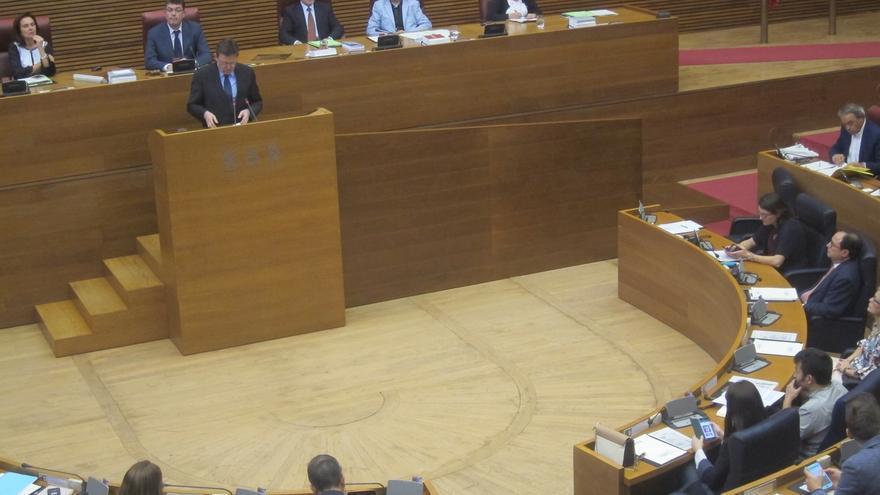 Puig propone revisar los derechos forales y plantea fondos de desarrollo regional y de reequilibro financiero