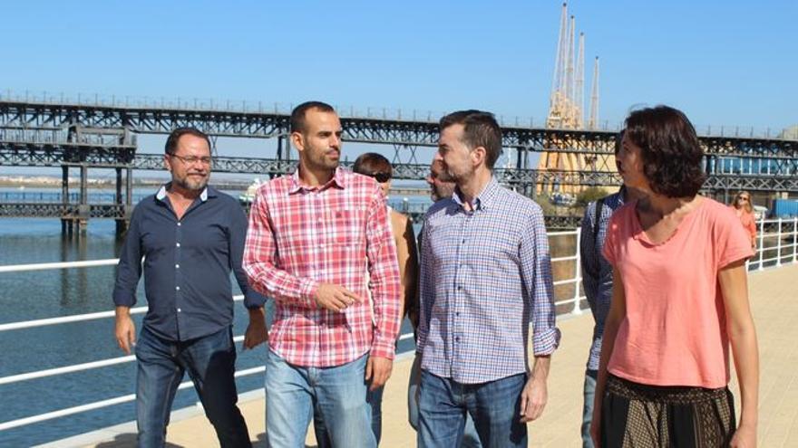 IU pide la comparecencia del presidente del CSIC en el Congreso de los Diputados por el gasoducto de Doñana