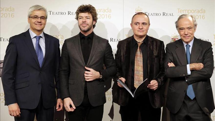 """El Teatro Real abrirá un """"abanico espectacular"""" de propuestas en 2015-16"""
