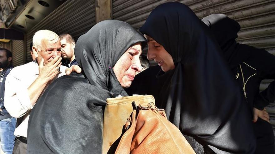 Identificado uno de los supuestos suicidas del atentado del jueves en Beirut