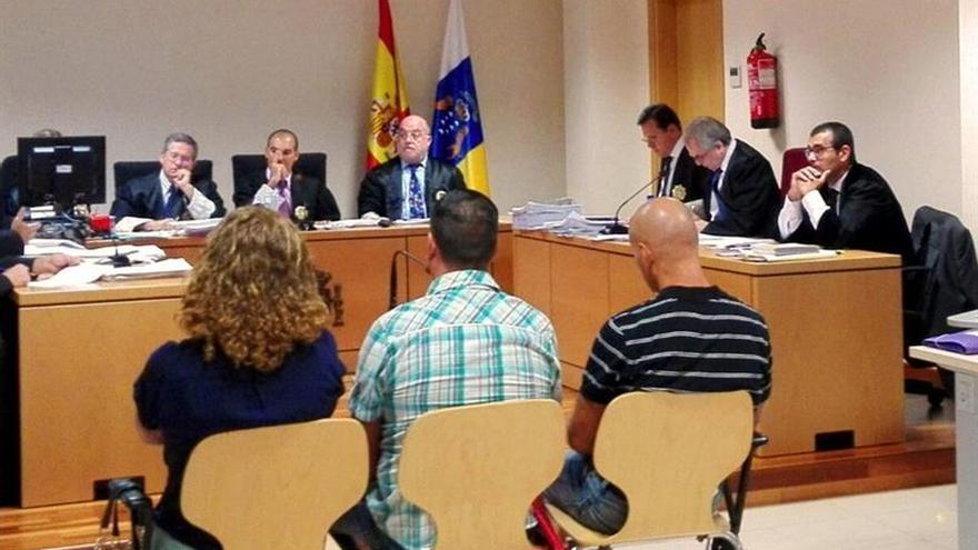 Comienza el juicio por el incendio que quemó 4.000 has. en La Palma en 2009