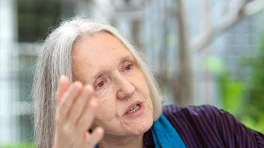 La socióloga Saskia Sassen.
