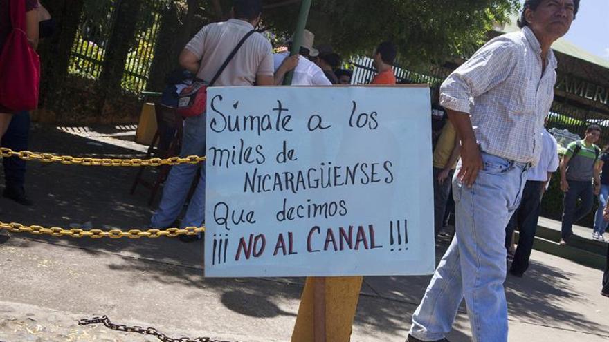 """La ruta del canal por Nicaragua es una """"zona de excepción"""", dicen ambientalistas"""