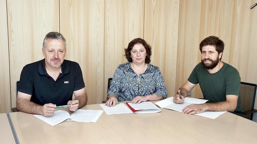 El Gobierno concede 132.200 euros a UAGN y EHNE para actividades de defensa de los intereses de agricultores y ganaderos