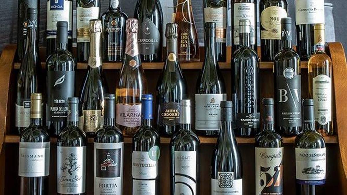 Los vinos premiados con Gran Oro en esta edición