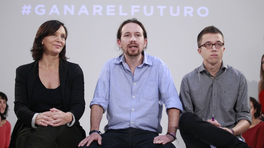 Bescansa no cree que Errejón vaya a disputar a Pablo Iglesias el liderazgo de Podemos
