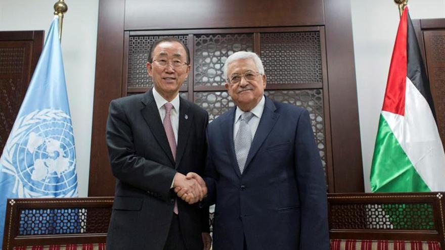 Ban pide el fin del bloqueo israelí en Gaza e insta a la unidad palestina