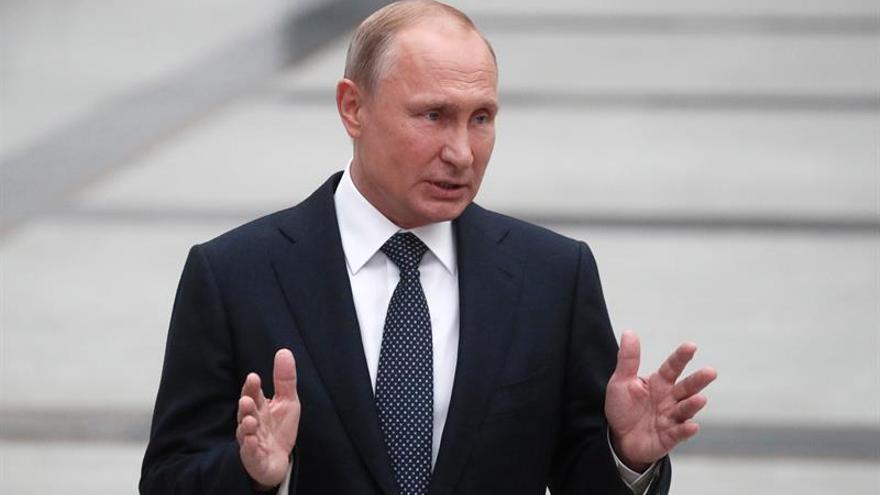 Putin se reúne mañana con el presidente del parlamento de Corea del Norte