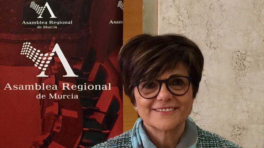 Rosa Peñalver, Presidenta de la Asamblea Regional