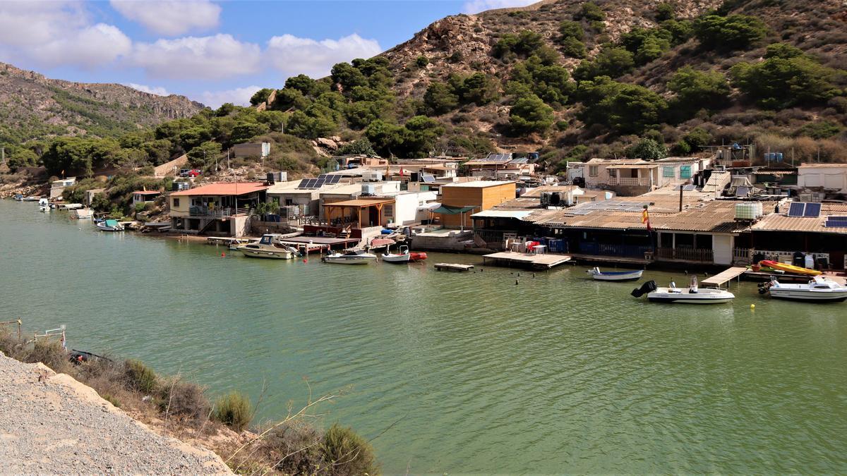 Bahía de la Algameca chica