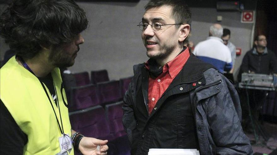 """La Complutense abre información """"reservada"""" para estudiar el caso de Monedero"""