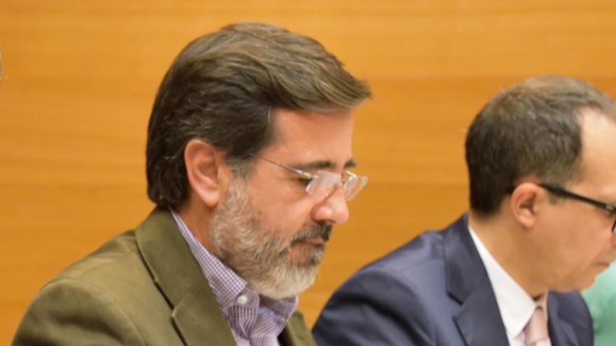 Alfredo Castelló, vicesíndic del PP en les Corts