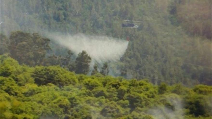 Conato de incendio en La Victoria