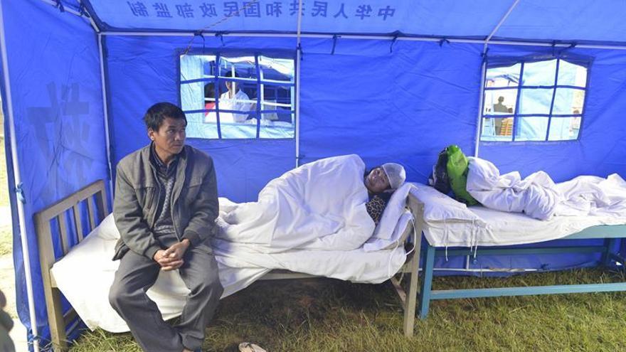 Un terremoto de 5,1 grados sacude una prefectura tibetana en China